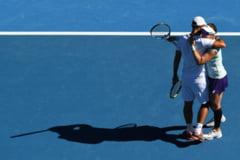 Partenera Monicai Niculescu a castigat Australian Open la dublu mixt