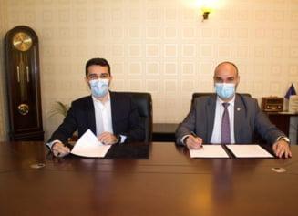 Parteneriat intre Autoritatea Electorala Permanenta si Liga Studentilor Romani din Strainatate