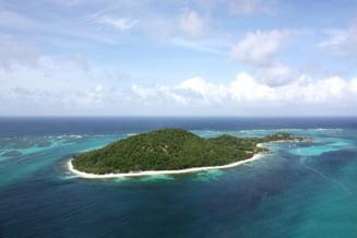 Partenerul de afaceri al lui Patriciu are o insula in Caraibe: O noapte de cazare costa 1.600 de dolari (Foto)