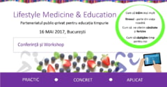 Participa gratuit la conferinta despre medicina stilului de viata si educatia