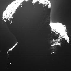 """Particule esentiale vietii, descoperite pe o cometa: Noi teorii legate de """"supa priomordiala"""" de pe Terra"""