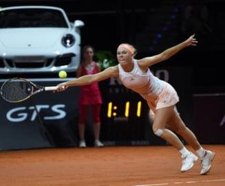 Partida de foc in semifinale pentru Simona Halep: Cu ce jucatoare de top va juca