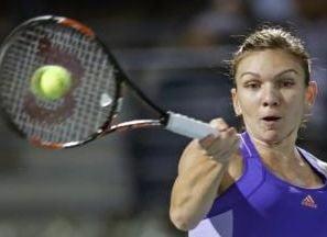 Partida de foc pentru Simona Halep in optimi la Indian Wells