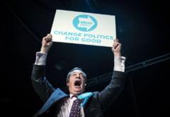 Partidul Brexitului al lui Nigel Farage castiga alegerile europarlamentare din Regatul Unit- rezultate partiale