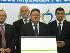 """Partidul Miscarea Populara a fost lansat - """"Suntem partenerii presedintelui"""" (Video)"""