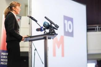 Partidul Monicai Macovei, intre sanse si bune intentii (Opinii)