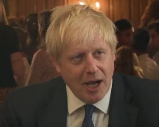 Partidul lui Boris Johnson a pierdut majoritatea in Parlament