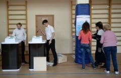 Partidul lui Ponta a depus la Senat o lege privind desfasurarea votului electronic