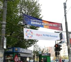 Partidul lui Ponta trolleaza bannerele electorale ale PSD, dar lanseaza si mesaje de impacare cu Dragnea