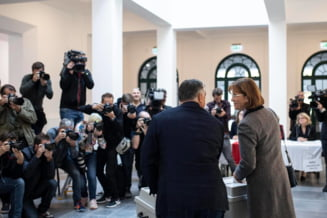 Partidul lui Viktor Orban pierde Budapesta si alte orase mari. Actualul primar al Capitalei si-a recunoscut infrangerea