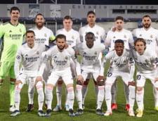 Pas gresit facut de Real Madrid in Spania. Atletico Madrid se poate distanta in clasament