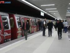 Pas important pentru lucrarile de la magistrala M4 de metrou, spre Laminorului (Video)
