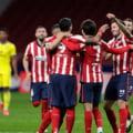 Pas mare facut de Atletico Madrid spre titlul din Spania