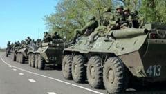 Pas urias spre pace la granita dintre Ucraina si Rusia
