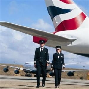 Pasageri ai British Airways anuntati, din greseala, ca avionul se va prabusi