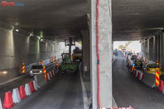 Pasajul Sudului din Bucuresti a fost inchis la trei luni dupa ce a fost inaugurat