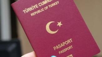 Pasaport turcesc fals, depistat in Vama Giurgiu