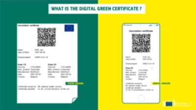 Pasaportul COVID, marul discordiei in Uniunea Europeana. Se reiau negocierile pe marginea documentului verde