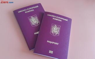 Pasaportul romanesc devine unul din cele mai sigure din lume. Vezi online daca e gata si-l poti ridica mai devreme