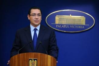 Pascu prevede sciziunea in PSD, Ponta ii raspunde - ce as are in maneca (Video)