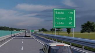 Pasi importanti pentru Autostrada A7. Oferte depuse pentru 63 km