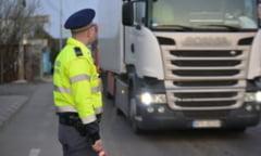 Pastele Catolic vine cu restrictii de circulatie pentru camioane in Ungaria. Recomandarile politistilor pentru soferi