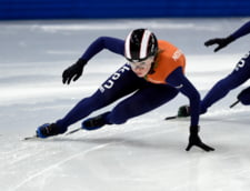 Patinaj viteza: Olandeza Lara van Ruijven, in stare critica intr-un spital din Franta