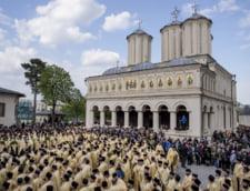 Patriarhia Romana critica o piesa de teatru: Aduce ofensa publica simbolurilor religioase