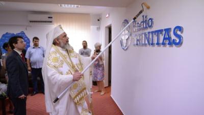 Patriarhul Daniel, trafalet, sfintire