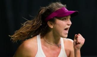 Patricia Tig, victorie de senzatie la US Open. Si-a surclasat adversara si s-a calificat in turul 2. Mihaela Buzarnescu, eliminata