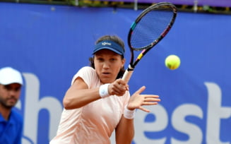 Patricia Tig a izbucnit in lacrimi dupa calificarea in finala de la Bucharest Open