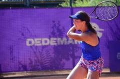 Patricia Tig a pierdut categoric finala turneului BRD Bucharest Open