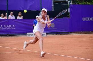 Patricia Tig poate intra in istoria WTA daca va triumfa in turneul BRD Bucharest Open
