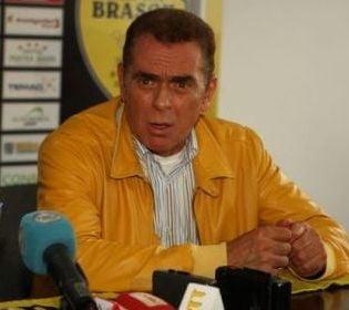 Patronul Brasovului a vrut sa scoata echipa de pe teren