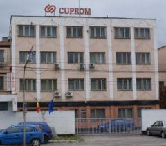 Patronul Cuprom, condamnat la inchisoare cu executare