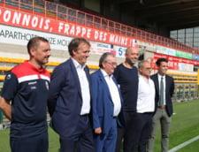 Patronul clubului Lille a cumparat gruparea belgiana Mouscron