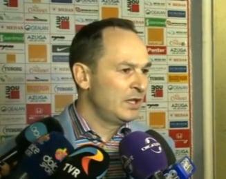 Patronul lui Dinamo iese la atac dupa eliminarea din Cupa Ligii: Bataie de joc! Ne-a arbitrat o echipa de smecheri