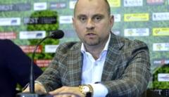 Patronul unei echipe din Liga 1 a anuntat ca iese definitiv din fotbal