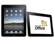 Patru ani a fost asteptat acest anunt: Microsoft Office pentru iPad