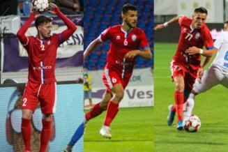 Patru jucatori crescuti de FC Botosani, titulari in Romania - Ungaria la U21!