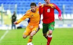 Patru jucatori de la Craiova la nationala de tineret