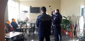 Patru localuri din Alba Iulia, AMENDATE de politisti cu 2000 de lei fiecare, pentru ca au servit clienti in interiorul lor