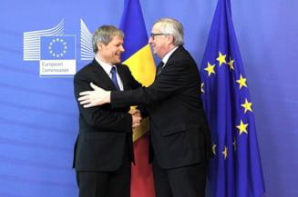 Patru ministri din Guvernul Ciolos se pot intoarce oricand la Comisia Europeana - sunt in concediu