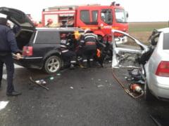 Patru morti si 28 de raniti in urma accidentelor rutiere produse pe DN 17 in luna august