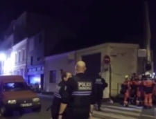 Patru morti si peste zece raniti, dupa prabusirea unui balcon in Franta