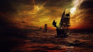 Patru navigatori, printre care si un roman, rapiti de pirati in Golful Guineei