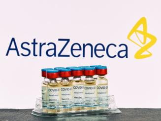 Patru noi cazuri de tromboze, dintre care doua decese, in Franta dupa vaccinarea cu AstraZeneca