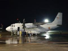 Patru pacienti cu coronavirus aflati in stare grava au fost transportati de urgenta de la Bucuresti la Iasi