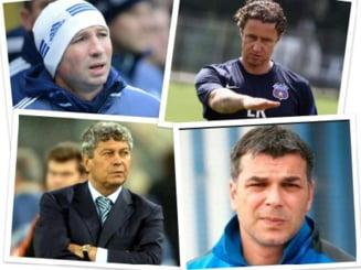 Patru propuneri pentru postul de antrenor al echipei nationale Interviu