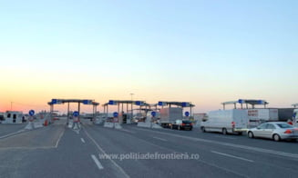 Patru puncte de trecere a frontierei deschise in judetul Arad: Nadlac I, Nadlac II, Turnu si Varsand